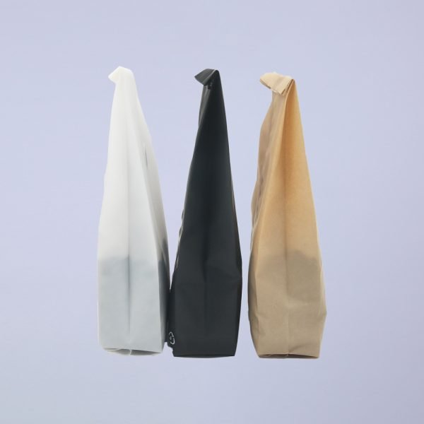 Colored Recycle Side Gusset Coffee Bags 3