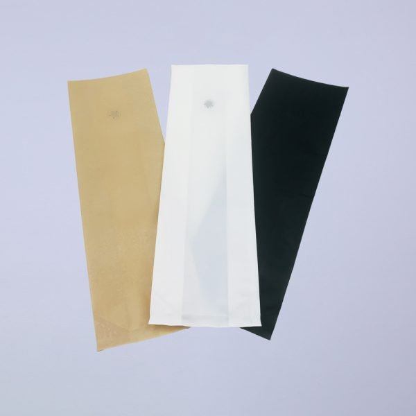 Colored Recycle Side Gusset Coffee Bags Main