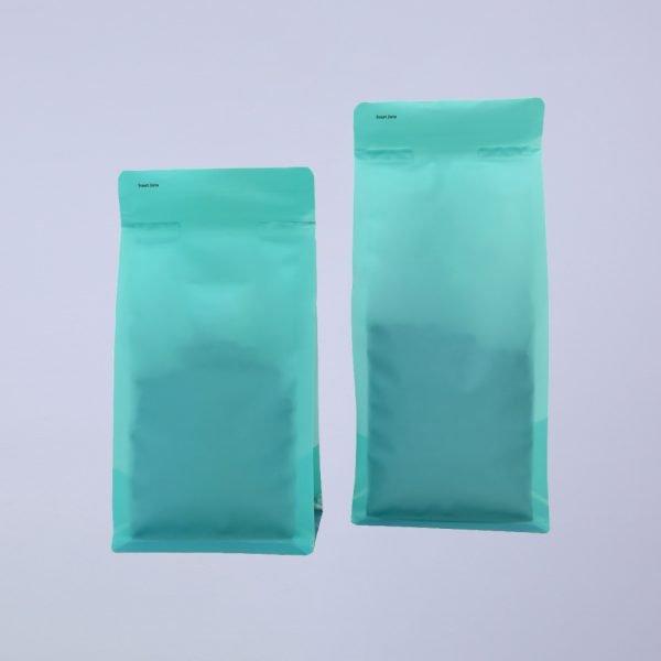 Matte Bottom Gusset Coffee Bags 1