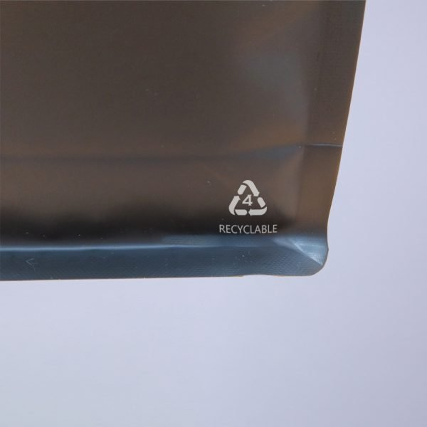 recyclable flat bottom coffee bags 2