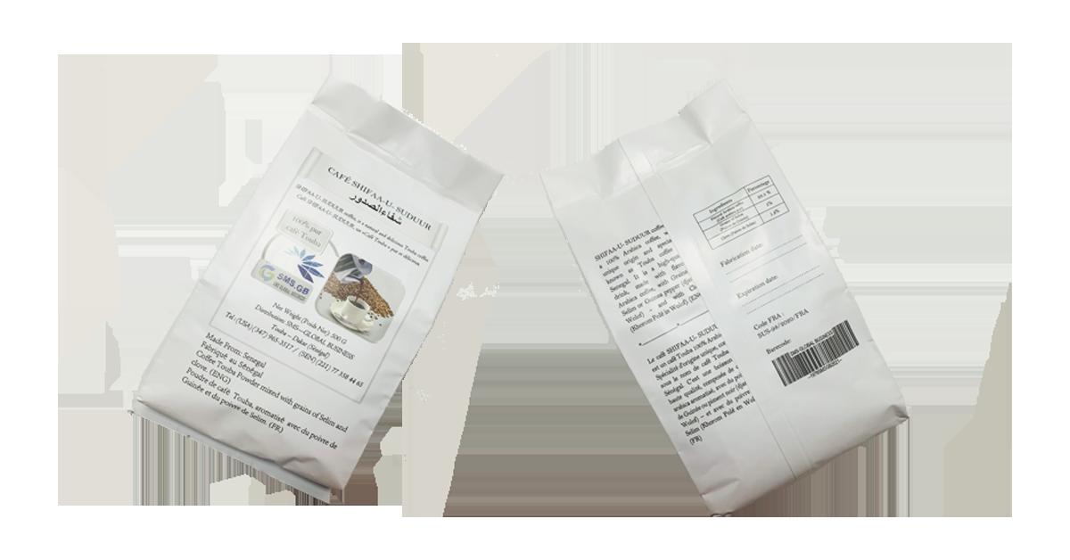 Coffee Bag Information