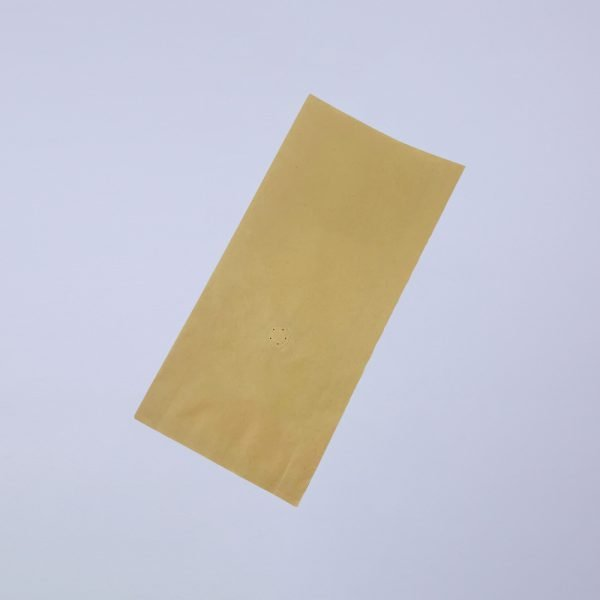 biodegradable dawang paper pbs side gusseted coffee bags
