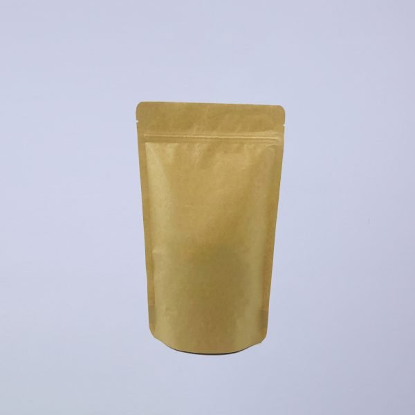 biodegradable dawang paper pla stand up coffee pouches