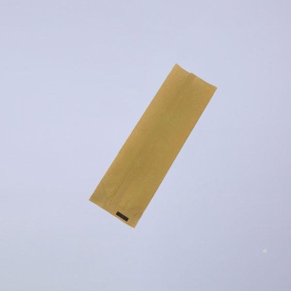 imitation kraft paper side gusset coffee bags detail 1